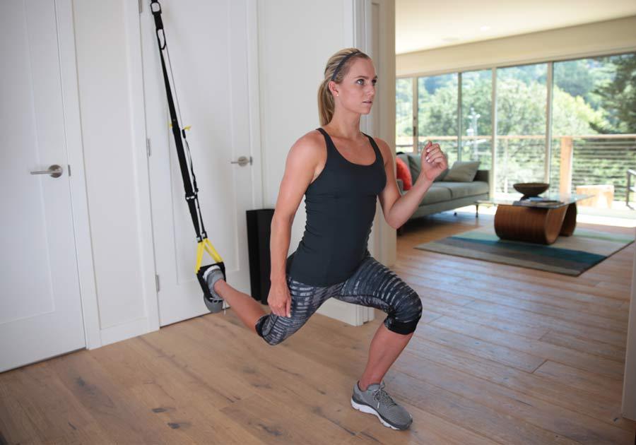 Kit TRX per rafforzare tono muscolare 9