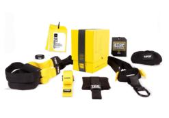 Kit TRX per rafforzare tono muscolare